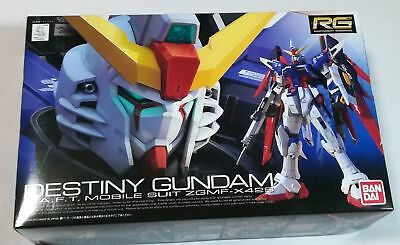 BANDAI 1/144 Real Grade RG ZGMF-X42S Destiny Gundam GUNDAM Model Kit Japan