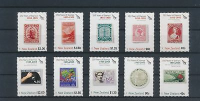 LJ62811 New Zealand stamp anniversary fine lot MNH