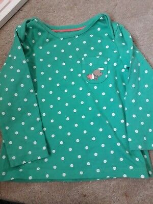 12 to 18 months long sleeve top