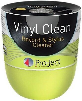 Pro-Ject Vinyl Clean Record Stylus Cleaner Putty - Electronics Cleaning Compound