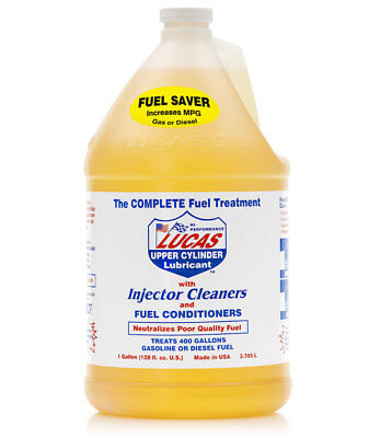 Lucas Oil LUC10013 Injector Cleaner 1 Gallon