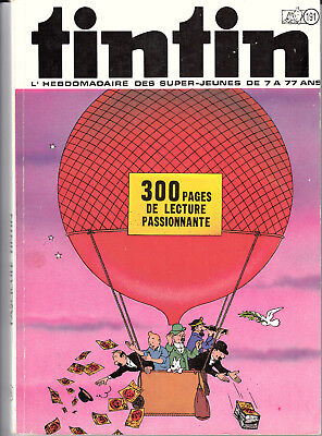 Fascicule Tintin 300 pages n°191