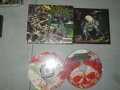 Avenged Sevenfold - Live In The Lbc & Diamonds In The Rough (Cd, Compact Disc)