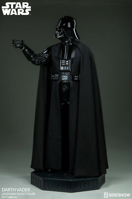 Star Wars Darth Vader Episode IV Legendary 1/2 Scale Statue SIDESHOW TOYS