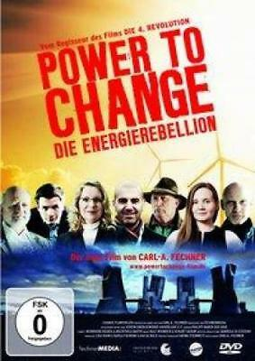 Power to Change - Die EnergieRebellion, Blu-ray Disc