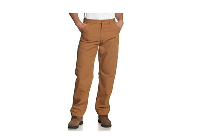 7667086b34 CARHARTT MEN'S WASHED Duck Work Dungaree Utility Pant B11 - $16.80 ...