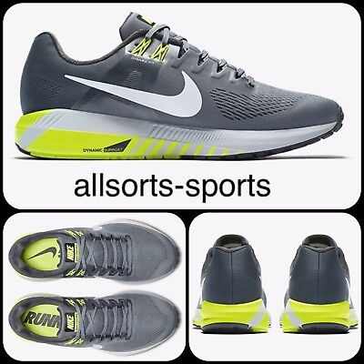 super popular 5f569 f17c3 Nike Air Zoom Structure 21 Running Shoes   UK 12 EU 47.5 US 13   904695
