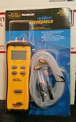 Fieldpiece Dual Port Differential Manometer Sdmn5