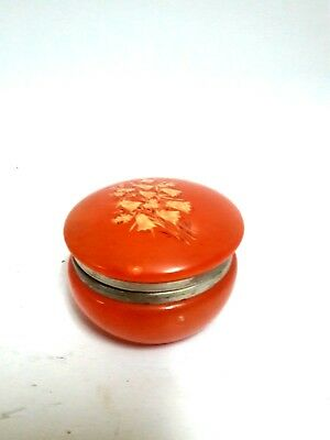 Other Antique Decorative Arts Lovely Alabaster Onix Marble Jim Tirrenia Italy Zodiac Jewelry Box Ultra Rare Amazing Antiques