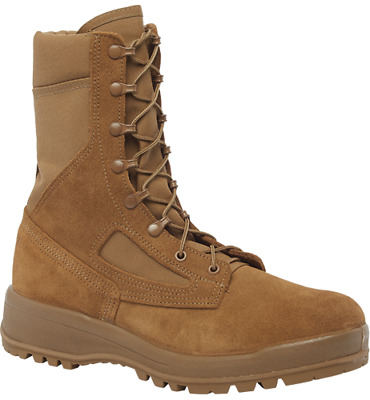 Belleville C390 Hot Weather Combat Boot Coyote Brown, Made in USA