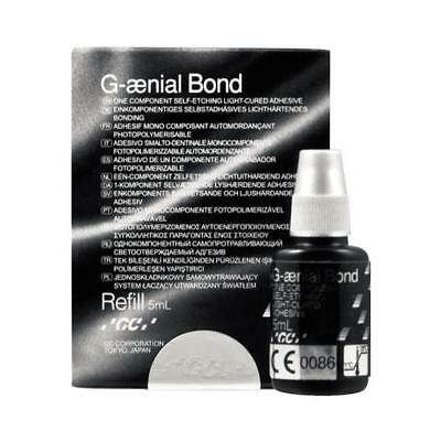 GC 011948 G-aenial Bond One Component Self Etching Light Cure Adhesive 5 mL