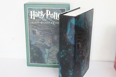 Harry Potter & Half-blood prince - American deluxe edition - very good condition