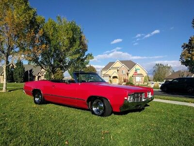 1969 Oldsmobile Eighty-Eight Delta 88 **1969 OLDSMOBILE DELTA EIGHTY EIGHT CONVERTIBLE 350 V-8 AUTOMATIC TRANSMISSION*