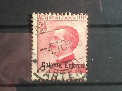 Scott #44 1908-28 Italy Eritrea Stamp Used