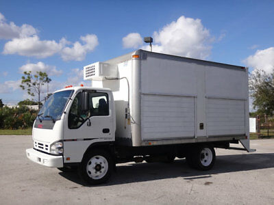 2006 GMC W4500 14` Box Truck 6.0L Gas V8 FL Truck Delivery Chevy Reefer