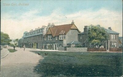 Gullane west end 1908 valentine