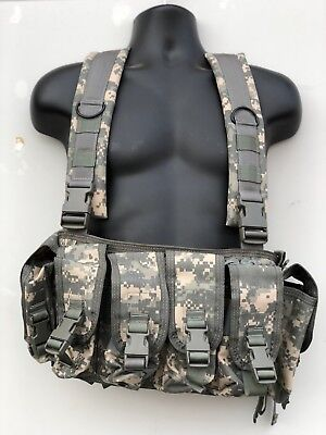 Tag Tactical Assault Gear Acu Rifleman Chest Rig.