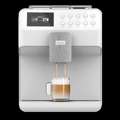 Cafetera Cecotec Power Matic-Ccino Serie 7000 Bianca