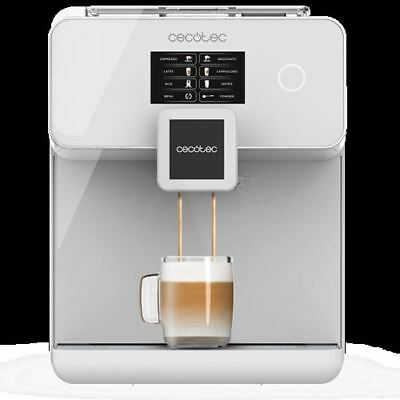 Cafetera Cecotec Power Matic-Ccino 8000 Touch Serie Bianca