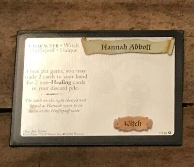 ELIXIR OF LIFE Foil NM - Harry Potter Trading Card Game TCG