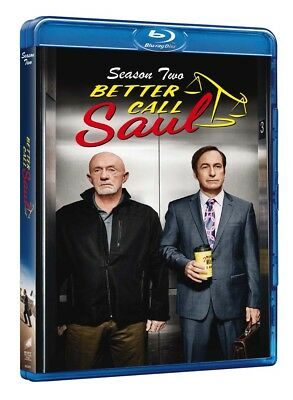 Blu-Ray Better Call Saul - Stagione 02 (3 Blu-Ray) Tv - serie Sony Pictures - NU