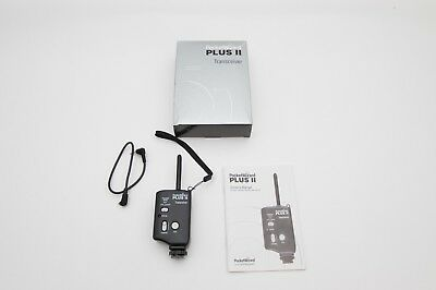 Pocket Wizard Plus ll Transceiver - One transceiver like new