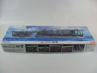 Fujimi 1:350 KAGA Imperial Japanese Navy Aircraft Carrier Modellbauschiff OVP