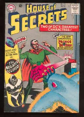 House of Secrets (1956 series) #74 in Very Fine + condition. DC comics [ zf]