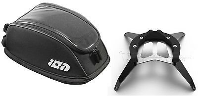 BMW F 800 Gs from Yr 08 Sw Motech Tank Bag Set Ion One 5-9L Quick-Lock New