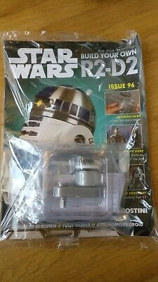 Deagostini - Star Wars - Build your own R2 D2 Magazine - Issue 96-New Sealed