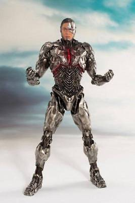Justice League Movie ARTFX+ Statue 1/10 Cyborg 20 cm Kotobukiya NUOVO