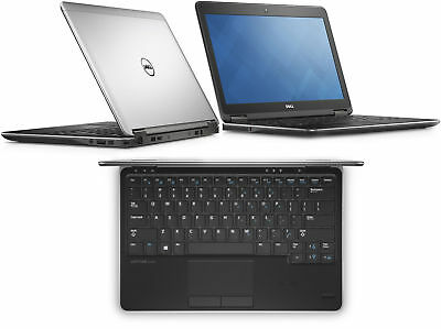 "DELL LATITUDE E7240 Core i5-4310U 4/8Gb 128/256 Gb SSD HDMI 12.5"" Win10P LAPTOP"