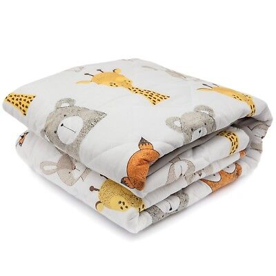 Lionhouse Non-Slip Padded Baby Play Mat | 100% Cotton Surface | Large 150*100cm