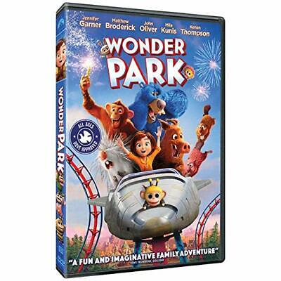 """""""Wonder Park""""  (Dvd,2019) New  Factory Sealed Free Shipping Pre Sale Ships 6/18"""