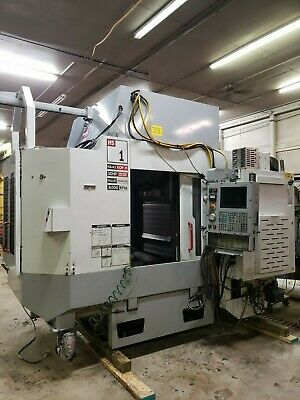 Cnc Mill For Sale >> Haas Hs 1rp Horizontal Dual 5 Axis Hrt 310m Rotary Tables Cnc Mill For Sale
