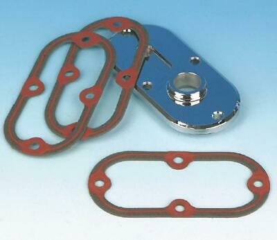 Harley 60567-90 Inspection Cover Gasket w/ Silicone One Side .062in,