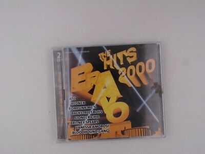 Bravo - The Hits 2000 Boys, Backstreet, Zlatko & Jürgen  A-Ha  u. a.: