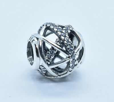 65fb2ac6f Authentic Pandora Charm GALAXY 791388CZ Sterling Silver, *FREE Gift Pouch