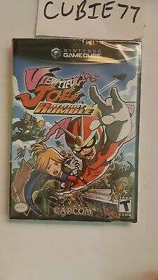Viewtiful Joe: Red Hot Rumble (Nintendo GameCube, 2005) Capcom New & Sealed