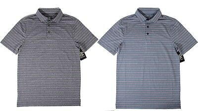 6143c07850a1 C9 Champion Men's Striped Golf Polo Shirt Stretch Duo-Dry (Choose Color)