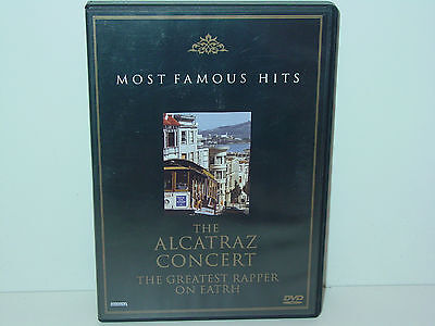 "*****dvd-Various Artists""the Alcatraz Concert-The Greatest Rapper On Earth""*****"
