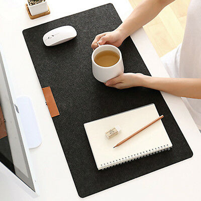 Large Size Felt Office Desk Computer Gaming Game Mouse Mat Pad Cushion 30*60cm