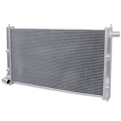 32mm HIGH FLOW ALLOY RACE SPORT CUSTOM UNIVERSAL TWIN CORE COOLING RADIATOR RAD