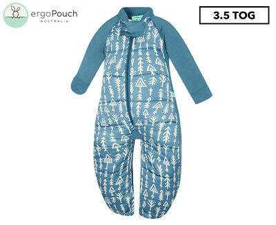 ergoPouch 3.5 Tog Baby Sleep Suit Bag - Midnight Arrows
