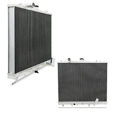 40mm HIGH FLOW ALLOY RACE RADIATOR RAD FOR MITSUBISHI L200 PAJERO SHOGUN 2.5 TD