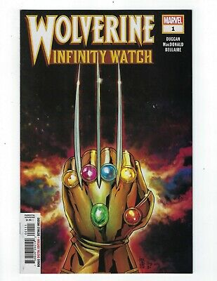 Wolverine Infinity Watch # 1 Cover A NM Marvel Ship Feb 20th