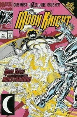 Moon Knight (Vol 3) Marc Spector #  42 Near Mint (NM) Marvel Comics MODERN AGE