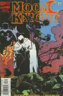Moon Knight (Ltd 1998) #   3 Near Mint (NM) Marvel Comics MODERN AGE