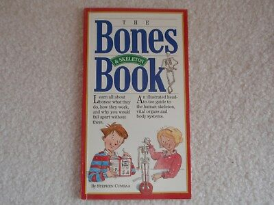 BONES BOOK   SKELETON (HAND IN HAND WITH NATURE) By Stephen Cumba    cf2ffb4f72f