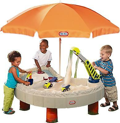 Sand Pit And Water Summer Fun Table Children Playset New 2019